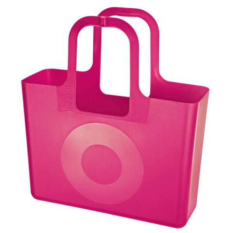 Bag_TASCHE XL solid pink_K4