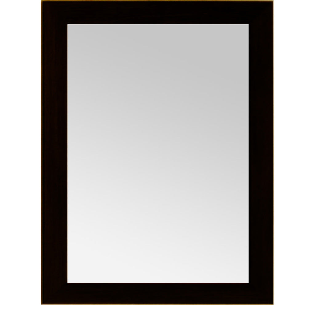 Vertical Frame With Mirror Black - Designy Egypt