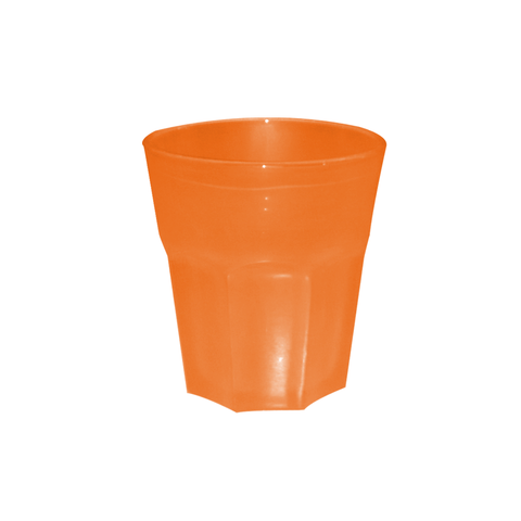 Deli Medium Cup Orangi neon