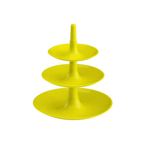 Etagère_BABELL L solid mustard green_K2