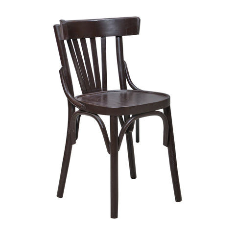 Chair - asyoty chair Brown Matt