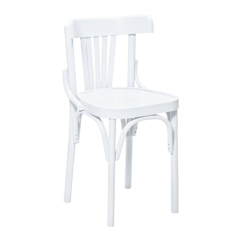Chair - asyoty chair White Matt