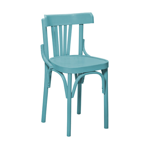 Chair - asyoty chair Blue Curacao 15-4825