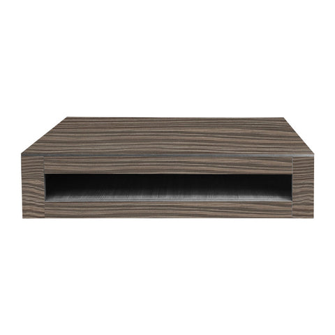 Trio T.V. Unit 200 Grey Brown AV