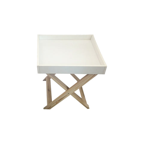 XDKY desk 138*68 white laminated*Pine Wood