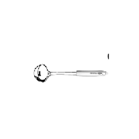 LADLE, S.STEEL, ONE PIECE