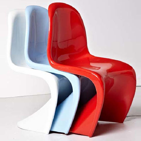 Chair - Modern Plastic Children's Panton Chair