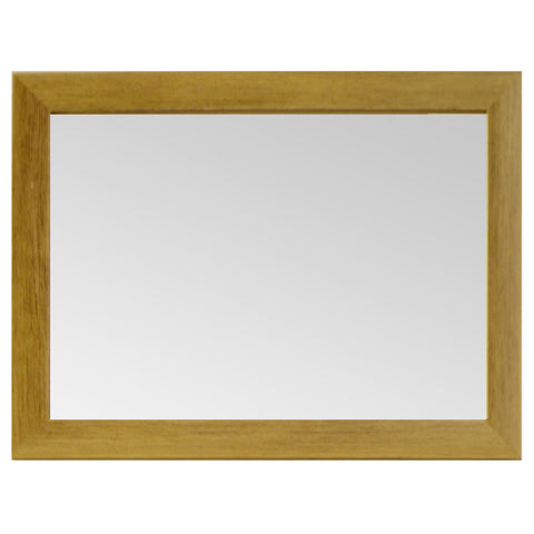 Horizontal Frame With Mirror Natural