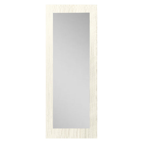 Hacienda White Stand Mirror 196*78 cm