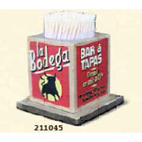 Toothpicks Holder Bodega