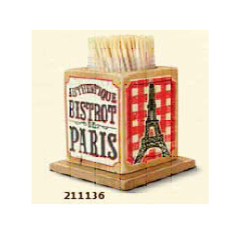 Toothpicks Holder PARIS