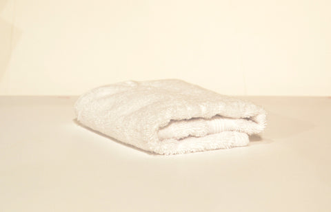 30x30 Towel White