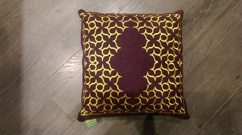 CUSHION india VILE Move / yellow