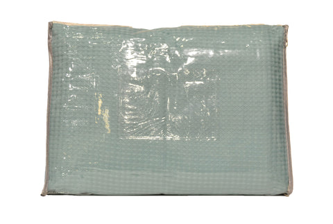 Bed Cover Green Honeycomb 120 (240*180) + 1