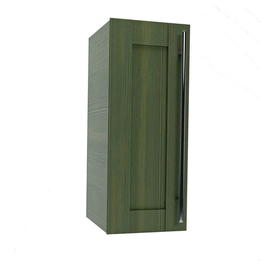 30 Cm. Greenish Cadr upper unit with shelf left