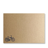 Saturday Morning Bicycle Stationery (L) {Last One!}