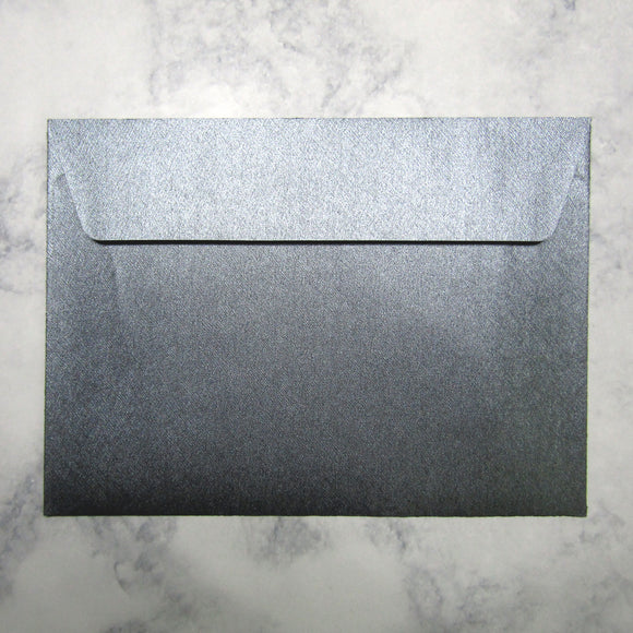 Graphite Envelopes {Pearlized}