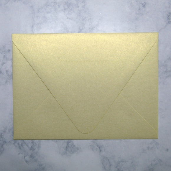 Gold Envelopes {Pearlized}