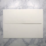 *Pearl Cotton Envelopes