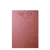 Claudette Thank You Stationery (L) {Last One!}