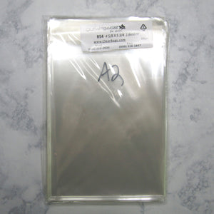 Clear Bags for Greeting Cards