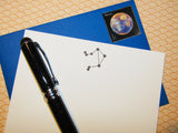 Zodiac Constellation Stationery {More Styles Available}