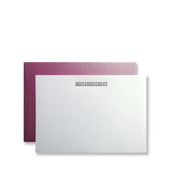Cotten Personalized Stationery (S)