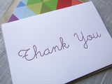Danvers Thank You Cards (6) {Last One}
