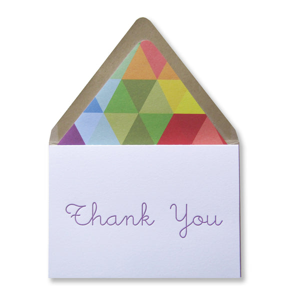 Danvers Thank You Cards {Last One}