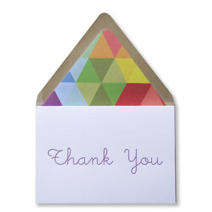 Danvers Thank You Cards {Custom}