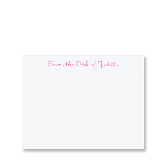 Danvers Personalized Stationery (M)