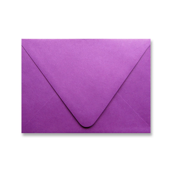 Beet Purple Envelopes