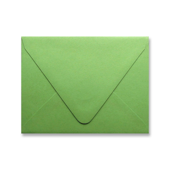 Clover Green Envelopes