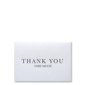 Grant Thank You Cards {Last One!}