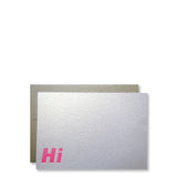 Hi Flat Stationery {Last One!}