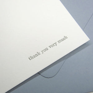 Hildy Thank You Cards