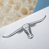 Longhorn Stationery (L) {Last One!}