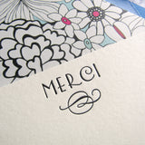 Merci + Flourish Stationery {More Options Available}