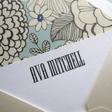 Mitchell Personalized Stationery (M)