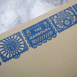 Papel Picado Personalized Stationery