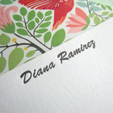 Rita Personalized Stationery (L)