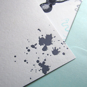 Squid Ink Stationery (L)