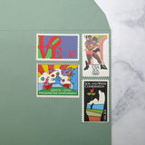 Vintage Stamp Sets {more styles available}
