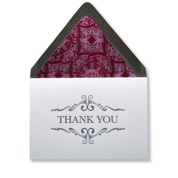 Thank You Note Cards {Last One!}