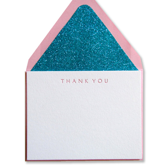 Tierney Thank You Stationery (M)