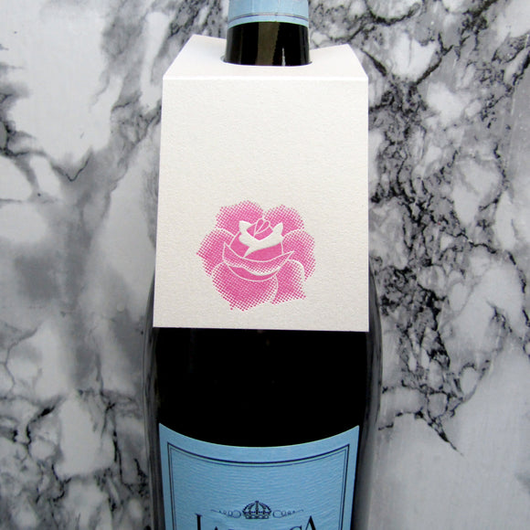 Rose Wine Tags {Last One!}