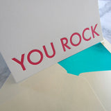 You Rock Note Cards {Last One!}