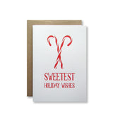 Sweetest Holiday Wishes Card