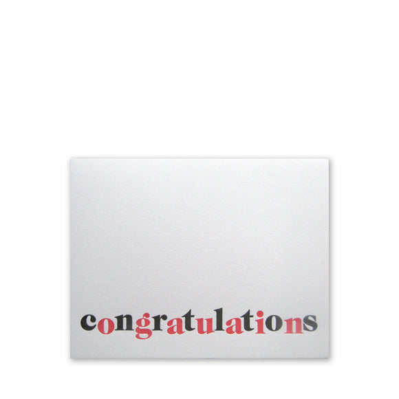 Congratulations {custom}