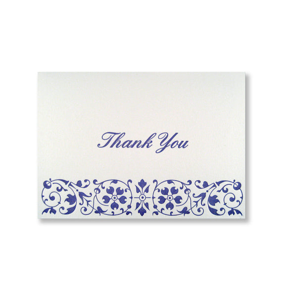 de Winter Thank You Cards {Custom}